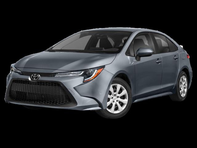 New 2021 Toyota Corolla LE 1.8L