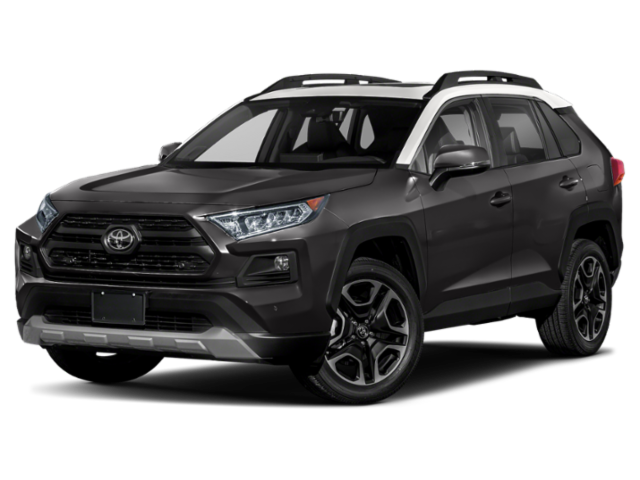 New 2021 Toyota RAV4 TRD Off Road AWD