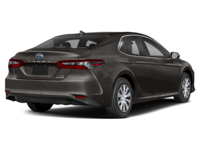 New 2021 Toyota Camry Hybrid LE
