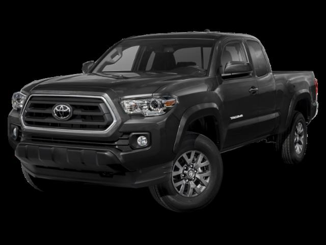 New 2021 Toyota Tacoma SR 4X4 ACCESS CAB