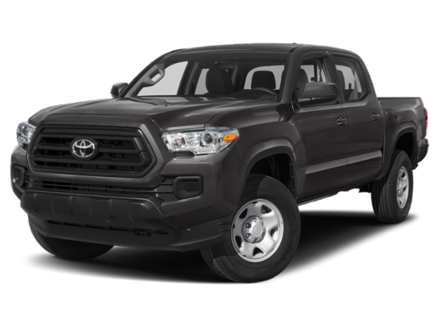 New 2021 Toyota Tacoma SR 4WD 4D Double Cab 6-Speed Automatic