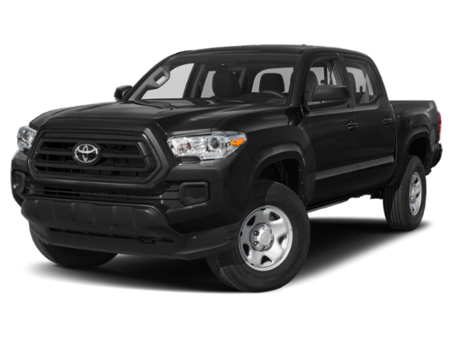 New 2021 Toyota Tacoma Limited Double Cab 4x4 V6 Short Bed