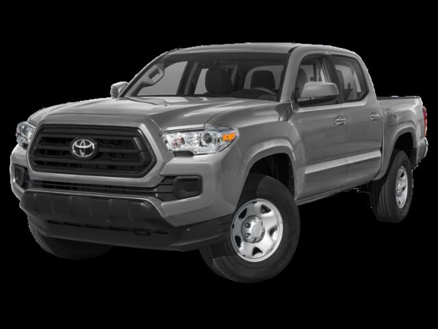New 2021 Toyota Tacoma TRD SPRT 4X4 DBL CAB