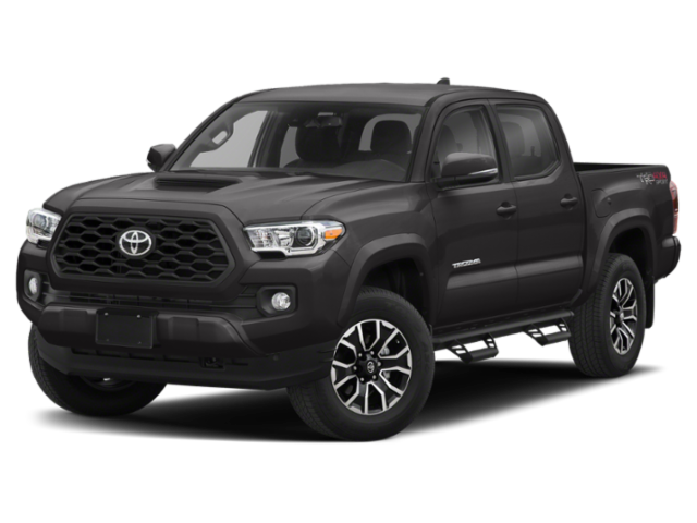 New 2021 Toyota Tacoma TRD Sport 4WD 4D Double Cab 6-Speed Automatic