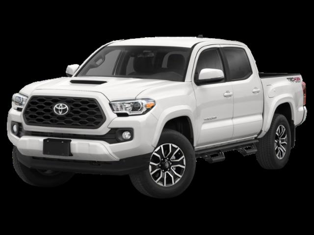 New 2021 Toyota Tacoma TRD Sport