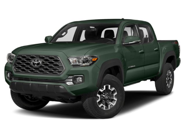 New 2021 Toyota Tacoma TRD Off Road Double Cab 4x4 V6 Short Bed Automatic