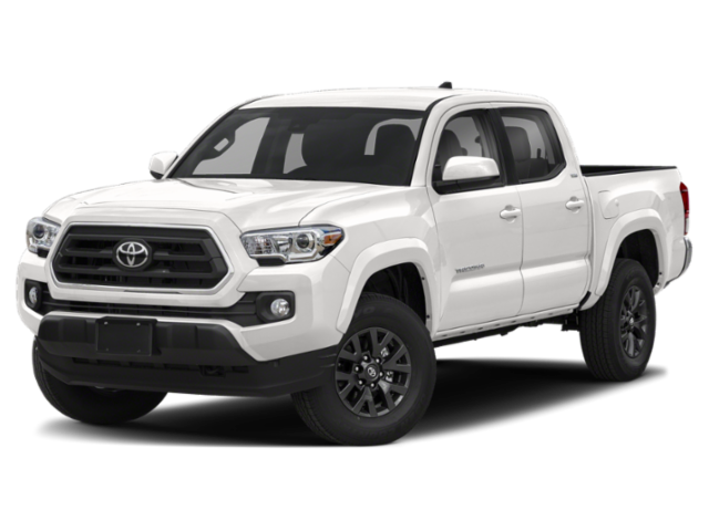 New 2021 Toyota Tacoma SR5