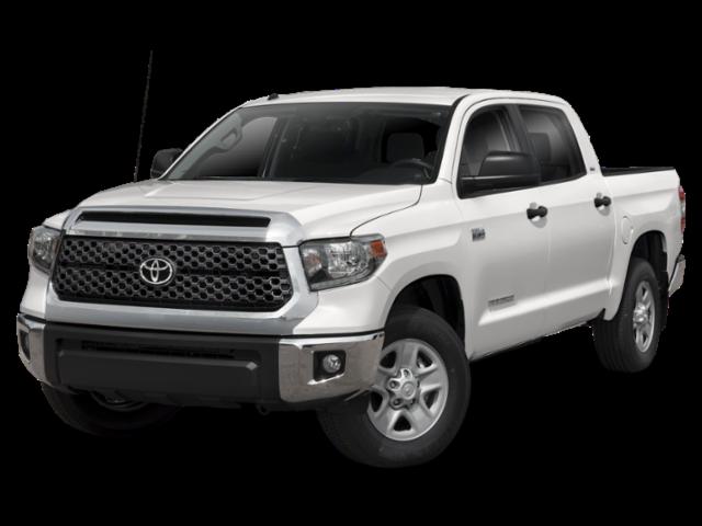 New 2021 Toyota Tundra SR5 CrewMax 5.5' Bed 5.7L