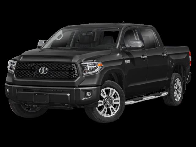 New 2021 Toyota Tundra 4WD Platinum