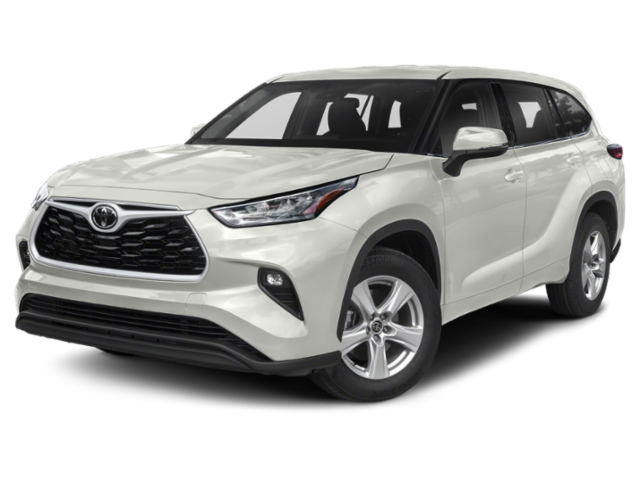 New 2021 Toyota Highlander LE