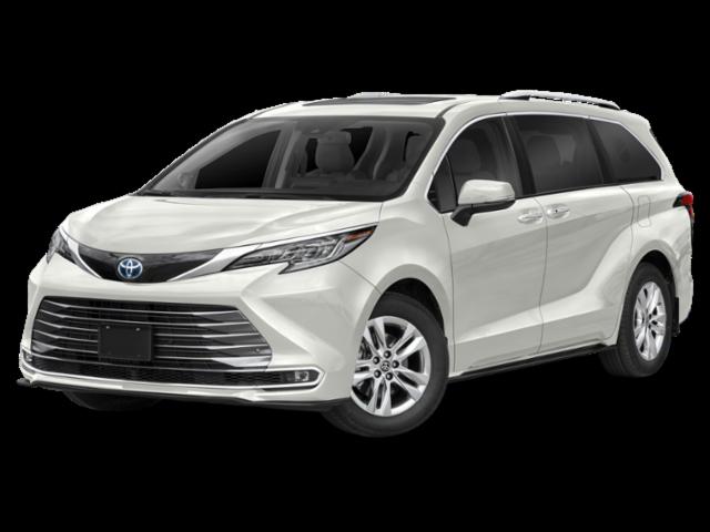 New 2021 Toyota Sienna Limited