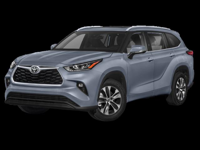 New 2021 Toyota Highlander XLE