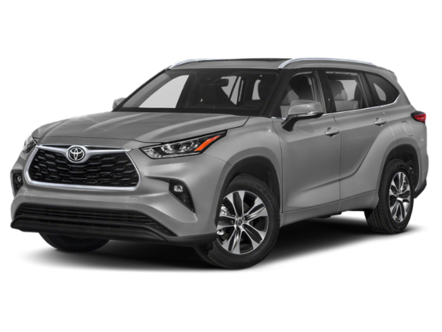 New 2021 Toyota Highlander XLE