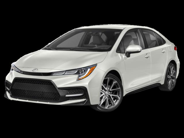 New 2021 Toyota Corolla XSE