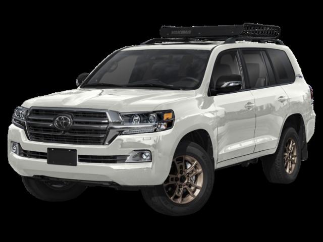 New 2021 Toyota Land Cruiser Heritage Edition