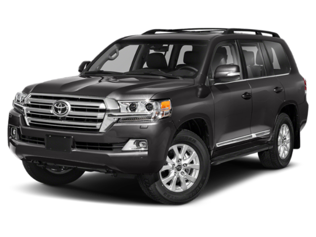 New 2021 Toyota Land Cruiser