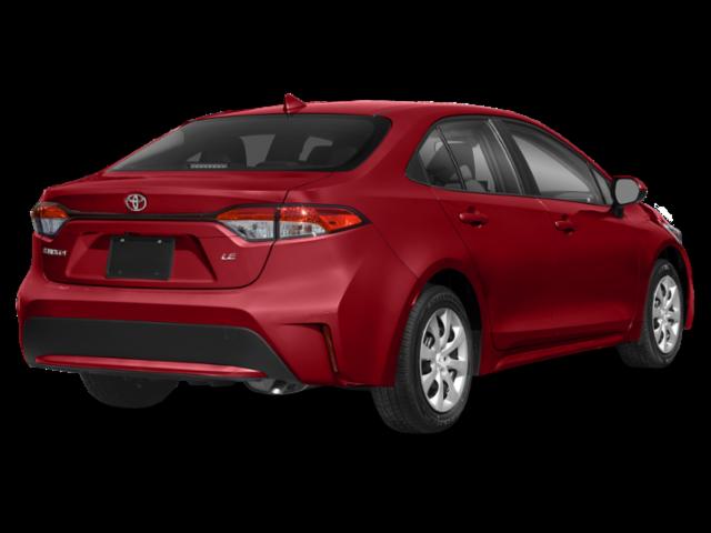 New 2021 Toyota Corolla LE