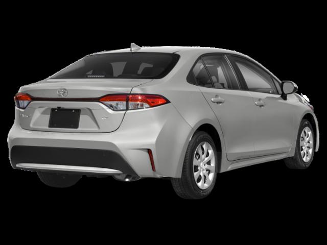 New 2021 Toyota Corolla L