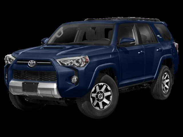 New 2021 Toyota 4Runner TRD OFF-RD PREM 4WD