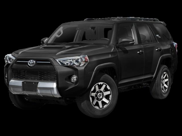 New 2021 Toyota 4Runner TRD Off-Road Prm