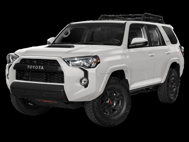 New 2021 Toyota 4Runner TRD Pro