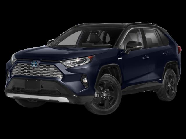 New 2021 Toyota RAV4 Hybrid XSE AWD