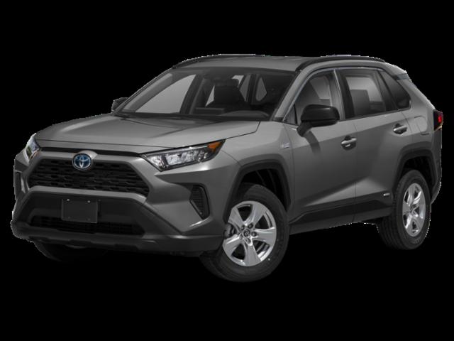 New 2021 Toyota RAV4 Hybrid XLE PREMIUM AWD SUV