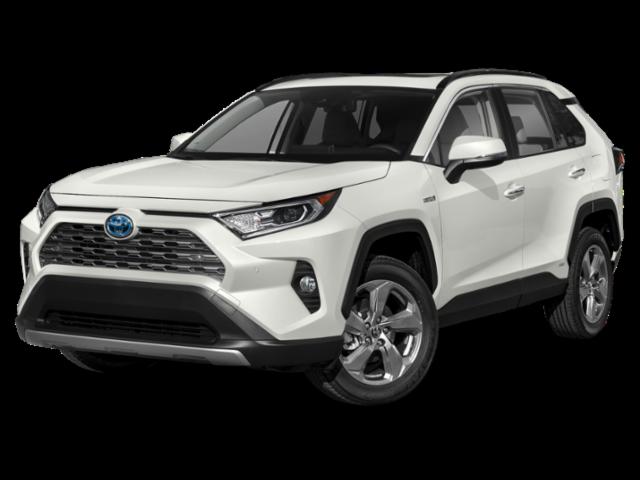 New 2021 Toyota RAV4 Hybrid Limited AWD