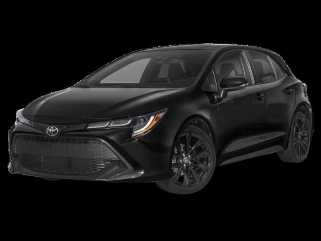 New 2021 Toyota Corolla Hatchback Nightshade