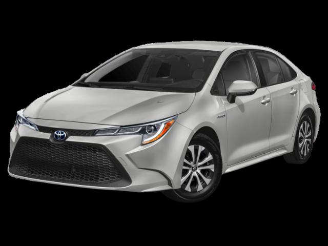 New 2021 Toyota Corolla Hybrid LE