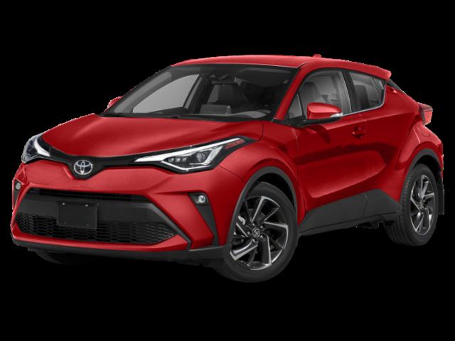 New 2021 Toyota C-HR XLE