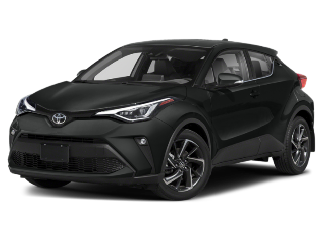 New 2021 Toyota C-HR Nightshade Edition