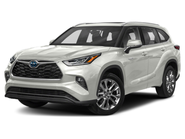 New 2021 Toyota Highlander Hybrid Hybrid Limited