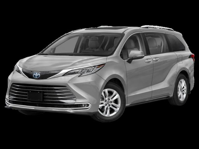 New 2021 Toyota Sienna XLE