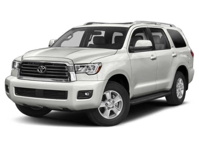New 2021 Toyota Sequoia Platinum