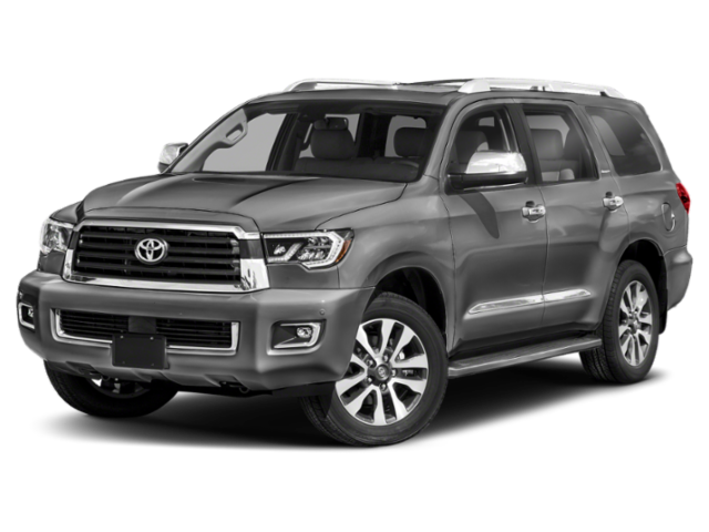 New 2021 Toyota Sequoia Limited