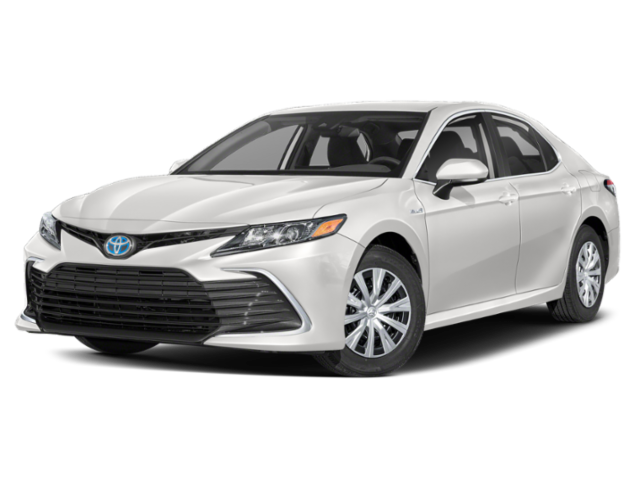 New 2021 Toyota Camry Hybrid Hybrid LE
