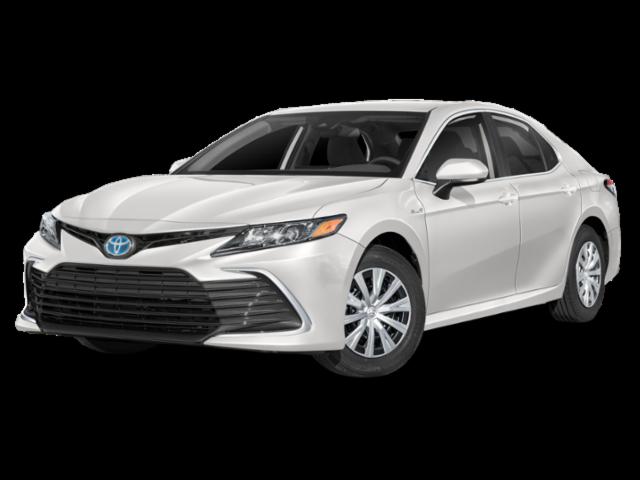 New 2021 Toyota Camry Hybrid LE FWD 4D Sedan