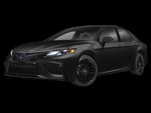 New 2021 Toyota Camry Hybrid LE HYBRID