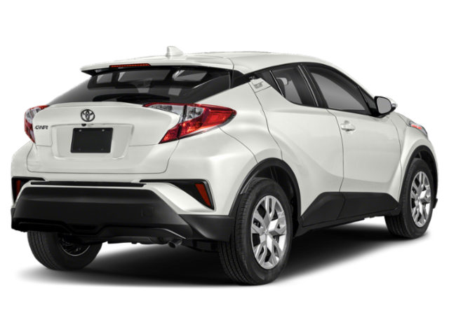 New 2021 Toyota C-HR LE
