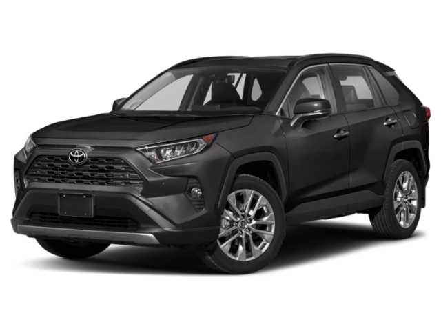New 2021 Toyota RAV4 Limited AWD 5