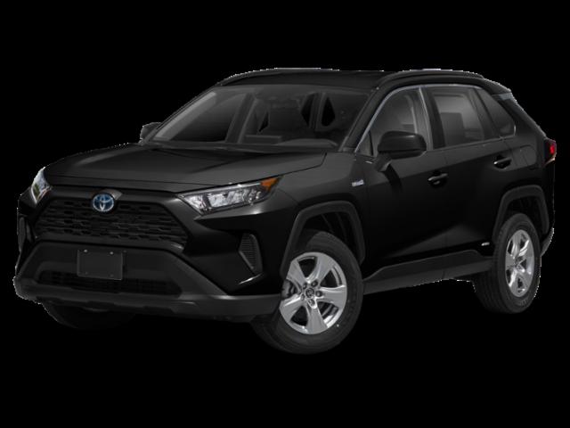 New 2021 Toyota RAV4 LE