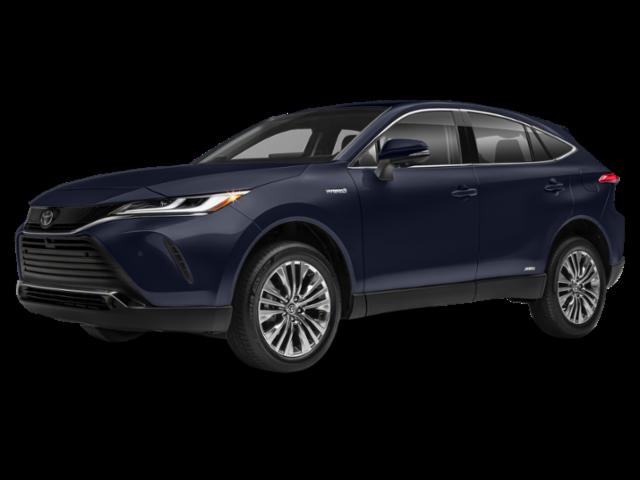New 2021 Toyota Venza XLE HYBRID CUV