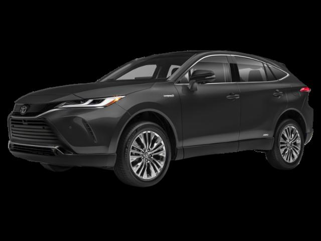 New 2021 Toyota Venza LTD HYBRID CUV