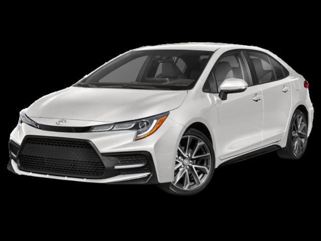New 2021 Toyota Corolla SE