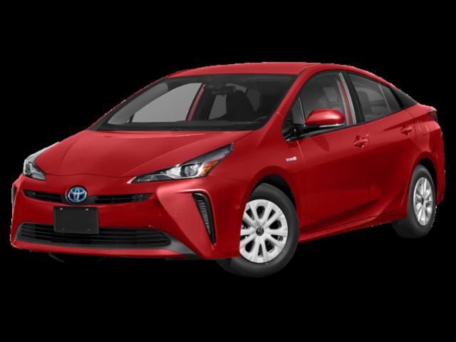 New 2021 Toyota Prius XLE HYBRID