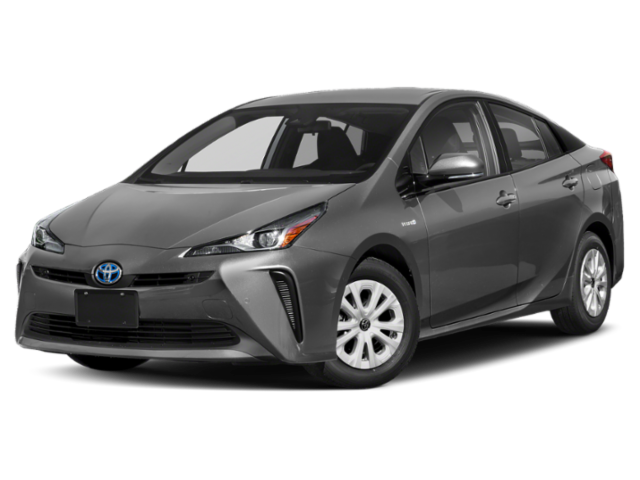 New 2021 Toyota Prius LE FWD 5
