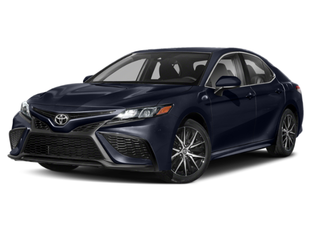 New 2021 Toyota Camry SE FWD 4