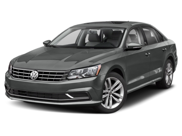 2019 Volkswagen Passat Wolfsburg Edition 2.0T 6sp at w/Tip 4-Door Sedan