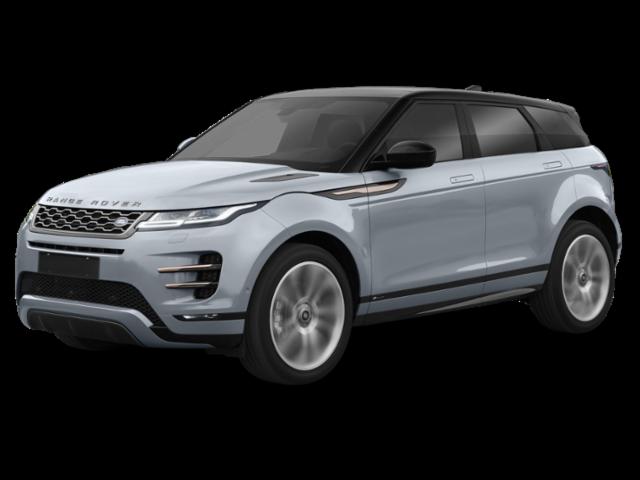 New 2021 Land Rover Range Rover Evoque R-Dynamic S